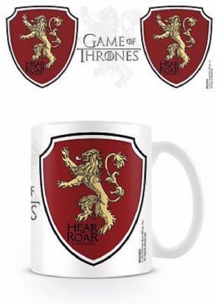 Game Of Thrones (Lannister) - MUG (11oz) (Brand New In Box)